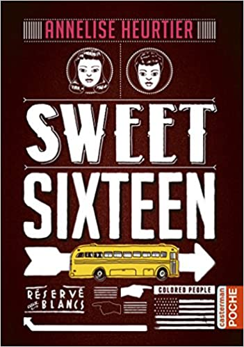 Image result for livre sweet sixteen