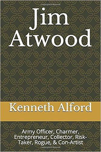 Jim Atwood Book