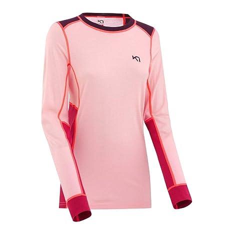 Abbigliamento per lo sport Kari Traa tikse Tech Tee Ls GRYM