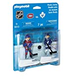 Playmobil NHL Rivalry Series-Toronto Maple Leafs Vs Montreal Canadians Playset