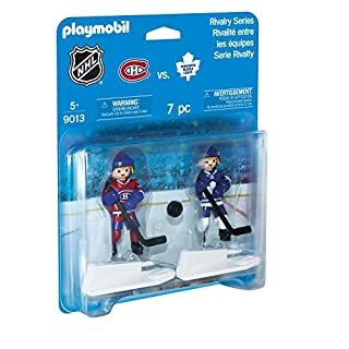 PLAYMOBIL NHL Rivalry Series - MTL vs TOR