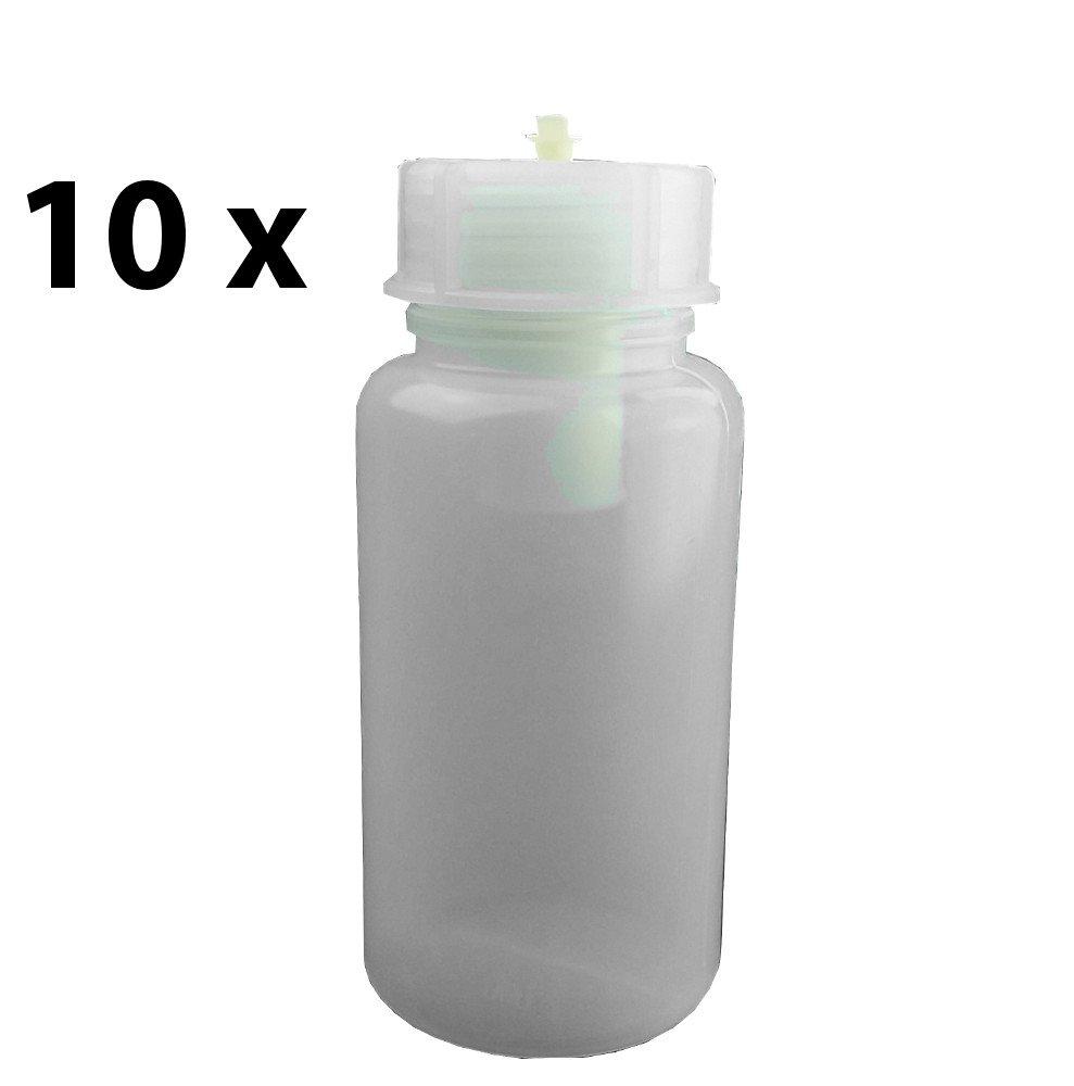 10 x Filterflasche