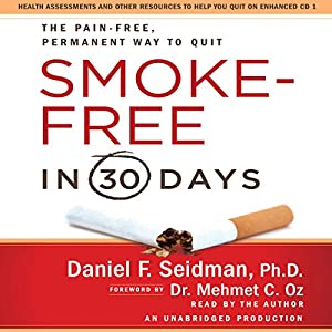 Smoke Free in 30 Days Audiobook