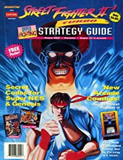 Street Fighter II Turbo Hyper Fighting Strategy Guide