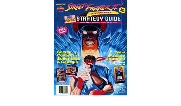 Street Fighter II Turbo Hyper Fighting Strategy Guide: Amazon.es: Tien Hung-Mao: Libros en idiomas extranjeros