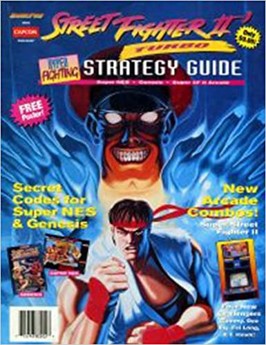 Street Fighter II Turbo Hyper Fighting Strategy Guide: Amazon.es: Tien Hung-Mao: Libros en idiomas extranjeros