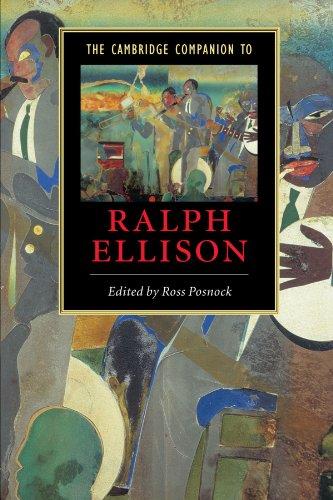 The Cambridge Companion to Ralph Ellison (Cambridge Companions to Literature)