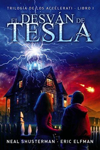El desván de Tesla (Literatura Juvenil (A Partir De 12 Años) - Narrativa