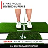 Rukket Tri-Turf Golf Hitting Mat Attack
