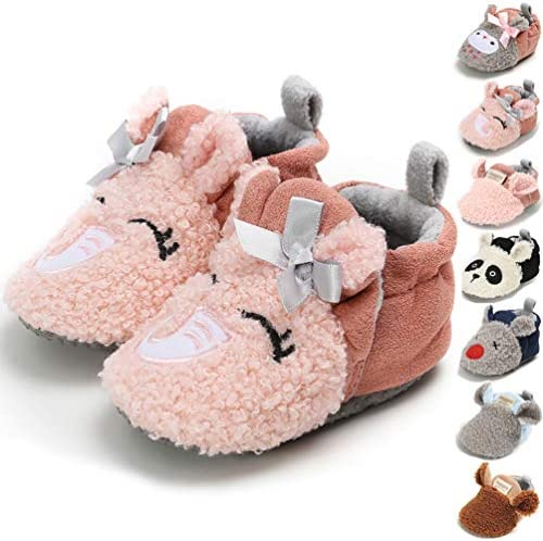 Sawimlgy Walking Slippers Booties Moccasins
