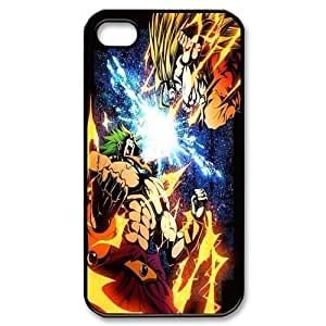 popularshow Dragon Ball Z Cover Case Cartoon Custom Case For Apple Iphone 4 4S Case