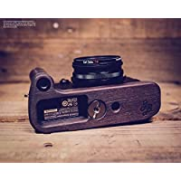 J.B. Camera Designs Wood Grip Pro for Fuji X100T - Handmade in the USA