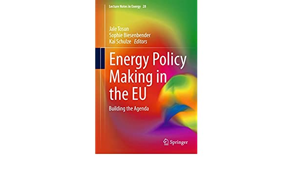 Amazon.com: Energy Policy Making in the EU: Building the ...