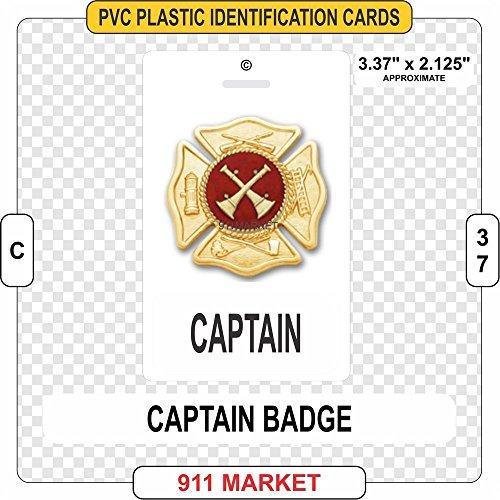 Buy captain badge fire