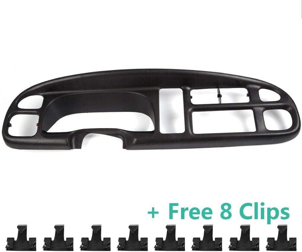 Instrument Panel Dash Face Surround Bezel Clips For Dodge Ram 1500 2500 3500