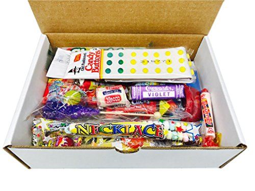 Woodstock Candy 1953 65th Birthday Gift Box