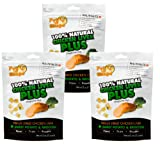 Pet 'n Shape 3-Pack Freeze Dried Chicken Liver Plus Sweet Potato and Broccoli Treat for Dogs, My Pet Supplies