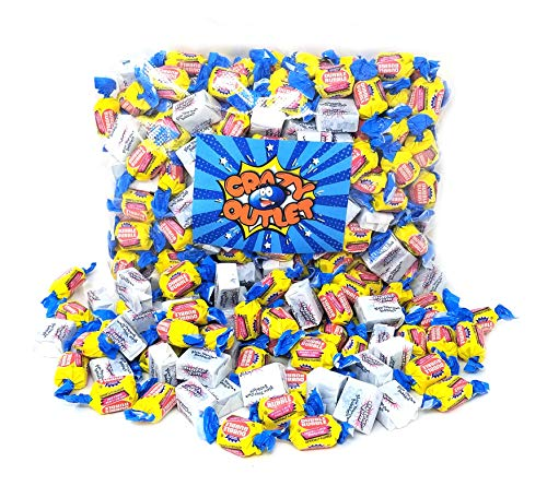 - Bubble Gum Candy Mix - Bubble Yum Cotton Candy Gum, Dubble Bubble Gum Original Candy Assortment, Bulk Pack, 3 lbs