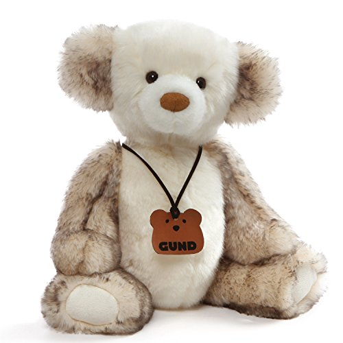 GUND Limited-Edition Archer Teddy Bear Stuffed Animal Plush, 14