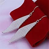 16 styles Fashion Jewelry 925 Sterling Silver vintage Dangle Drop Hook Earring