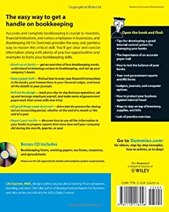 Bookkeeping Kit For Dummies by For Dummies