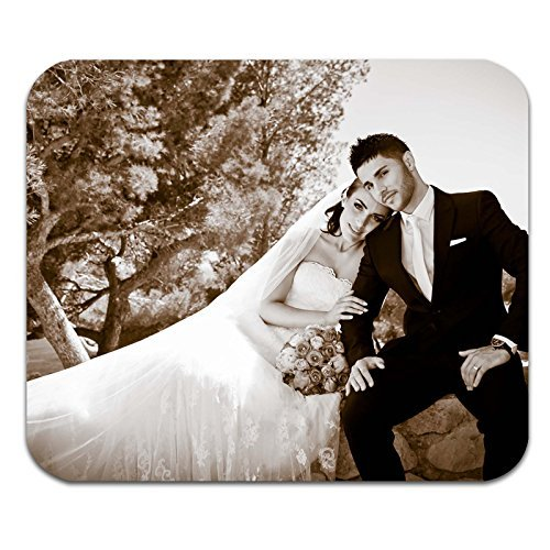 (Custom Personalized Photo Mouse Pad)