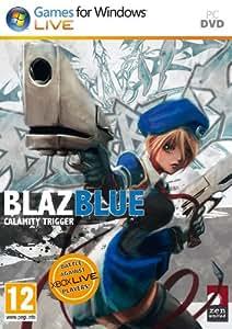 BlazBlue Calamity Trigger (PC DVD) UK Edition