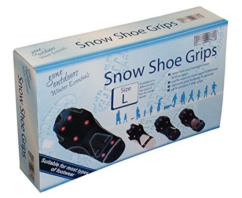 Boyz Toys Winter Essentials Schuh Griff schwarz schwarz