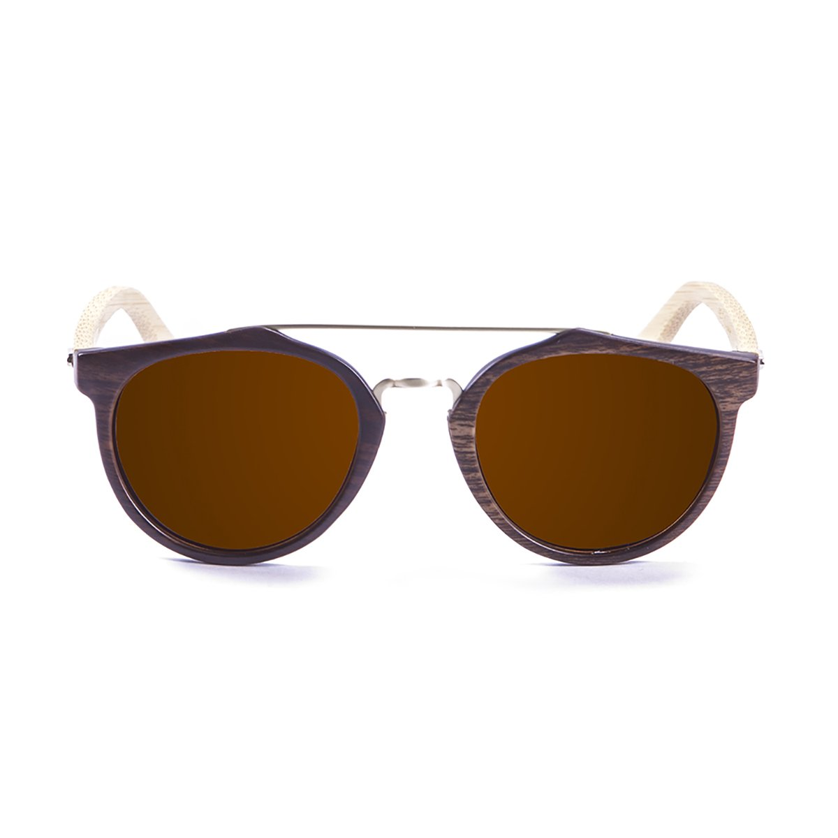 Paloalto Sunglasses Richmond Gafas de Sol Unisex, Brown Dark ...
