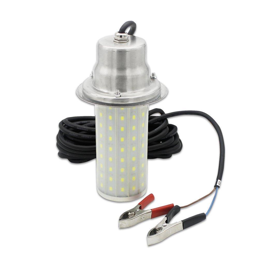 Rrd Dr pesca subacquea luce LED 50W, 12V, 30W, cavo 6m, IP68, 30w White Light