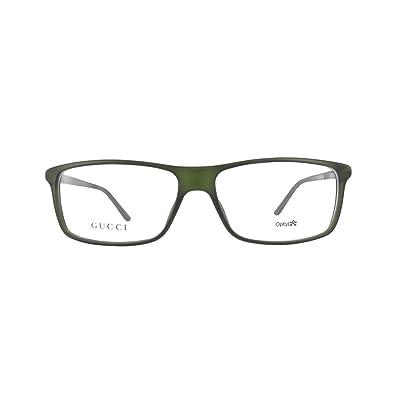 Amazon.com: Gucci para hombre GG 1039 – 69 – C, Diseñador ...