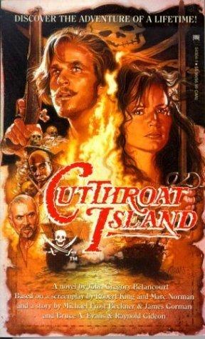 Cutthroat Island by John Gregory Betancourt (1995-12-01)