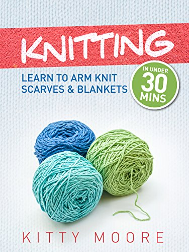 Knitting 4th Scarves Blankets Minutes ebook product image