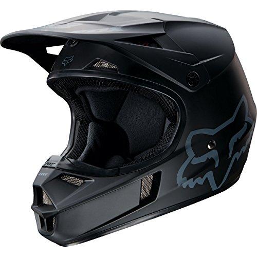 2018 Fox Racing  Youth/Kids  V1 Matte Black Helmet-YM