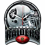 NFL Oakland Raiders High Definition Clock