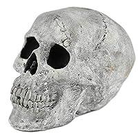Myard Fireproof Human Fire Pit Skull Gas...