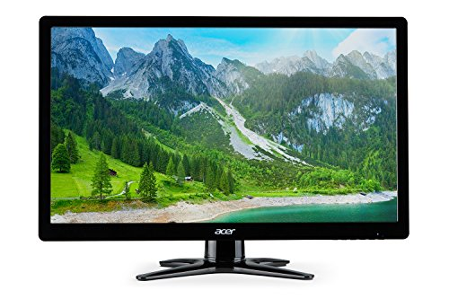 Acer G206HQL bd 19.5-Inch LED Computer Monitor Back-Lit Widescreen Display,Black