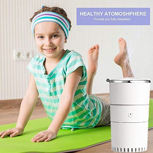 ️ Yu2d ❤️❤️ ️Mini Air Humidifier USB Purifier Home Office Car Steam LED Air -