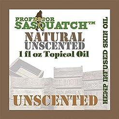 Professor Sasquatch Hemp Topical Skin Oi...