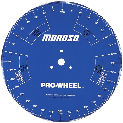 Wheel Parts Camshaft - Moroso 62191 18