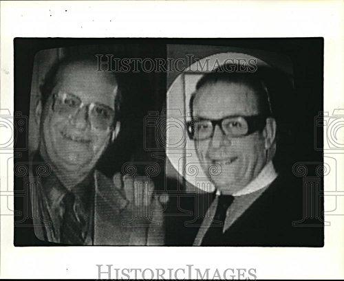 1984 Press Photo Basil Tsakos   Ora89369
