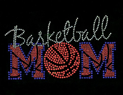 basketball mom heat transfer - 7