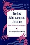 img - for Reading Asian American Literature book / textbook / text book
