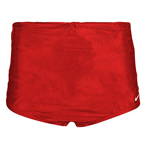 Nike Poly Training Reversible Mesh Brief - Varsity Red, 40