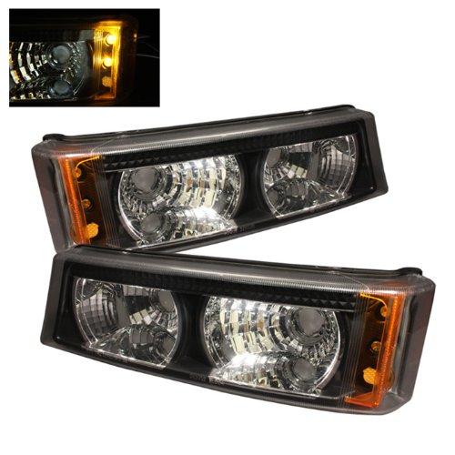 Spyder Auto CBL-CS04-BK-AM Bumper Light