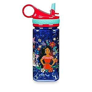Disney Store Elena of Avalor Plastic Drink Water Bottle New for 2017