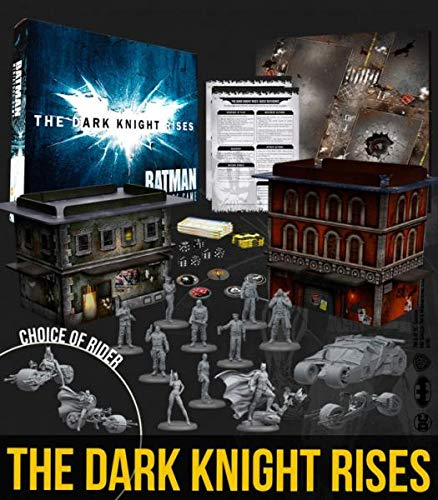 Batman Miniature Game: The Dark Knight Rises Game Box]()