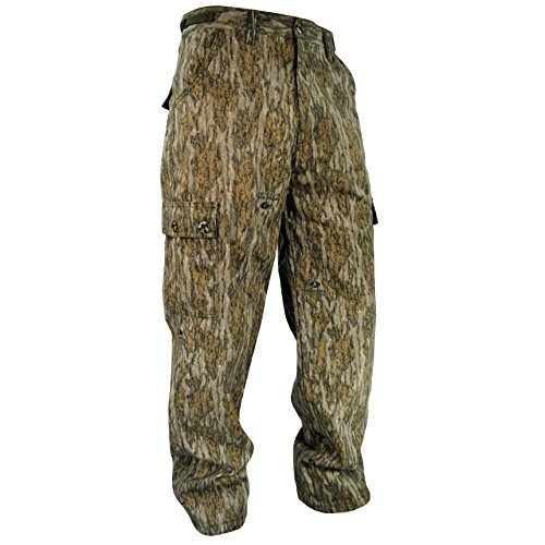 Mossy Oak Cotton Mill II Hunt Pant - Bottomland (Small)