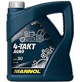 MANNOL 4-Takt Agro SAE 30 API SG, 4 Liter