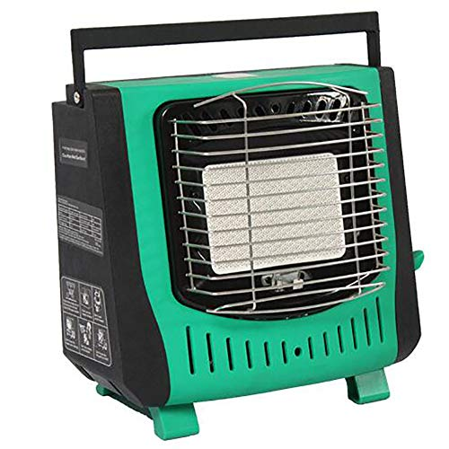Green Heater Patio (Lifestyle Mini Portable Green Calor Gas Heater)